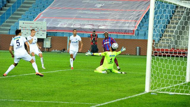 Trabzon'da isyan ettiren sonuç: 3-4