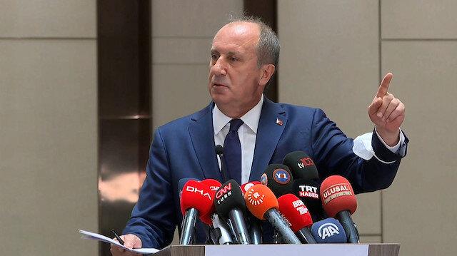 Muharrem İnce'den HDP ile kapalı ittifak eleştirisi: Kahroluyorum