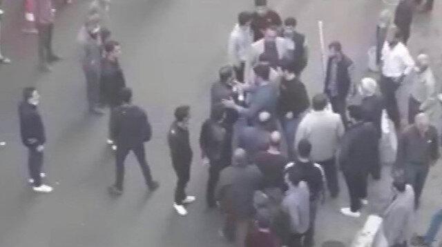 Diyarbakır'da alacak verecek tartışması meydan kavgasına dönüştü