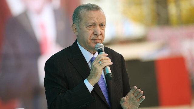 Cumhurbaşkanı Erdoğan: Evleri yıkılanlara yenilerini yapacağız