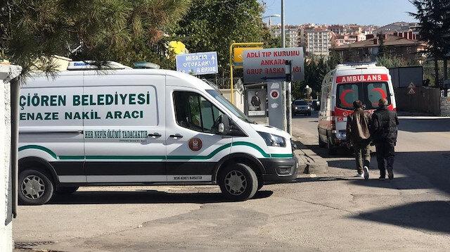 Ankara'da yeni bir Şule Çet vakası: Lüks otelde korkunç ölüm