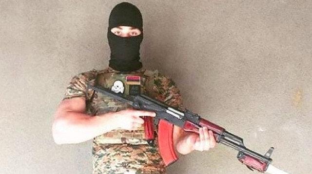 Neo-Naziler Ermenistan saflarında savaşmak için Karabağ'da