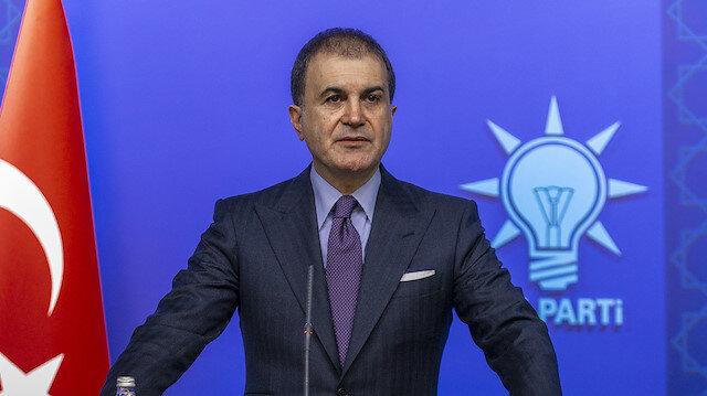 AK Parti Sözcüsü Çelik'ten CHP'ye sert tepki: Bu çirkin yalanı şiddetle kınıyoruz, bu ahlak dışı yalanı lanetliyoruz