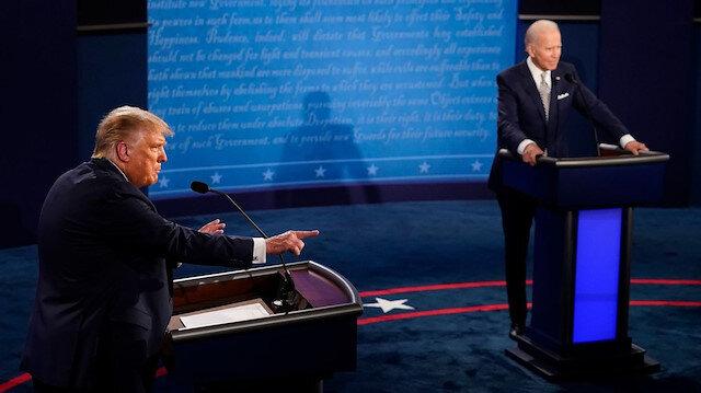 ABD seçimlerinde bir ilk: Kazanırsa görev süresi sona erdiğinde 81 yaşında olacak!