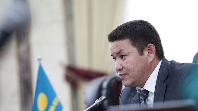 Kırgızistan'da yeni Meclis Başkanı seçildi