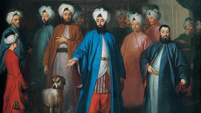 Devlet kâhyası: Hâlet Efendi