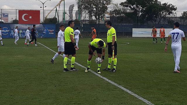 Türkiye Kupası'nda unutulmaz maç: 12 kişi ile maça çıktılar kaleci forvet oynadı