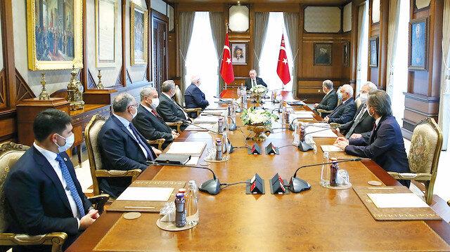Türkiye'nin neleri göze alabileceğini gösterdik