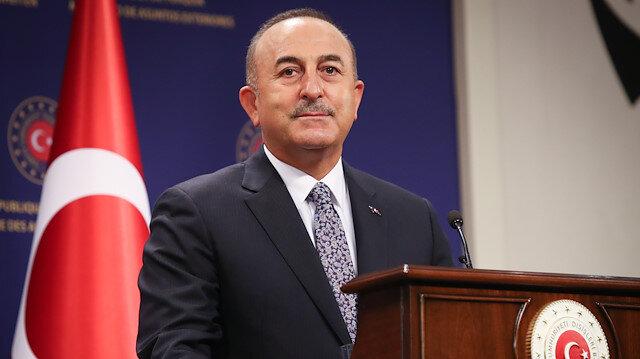 Dışişleri Bakanı Mevlüt Çavuşoğlu: İki yüzlü ve çifte standardın güzel bir örneği