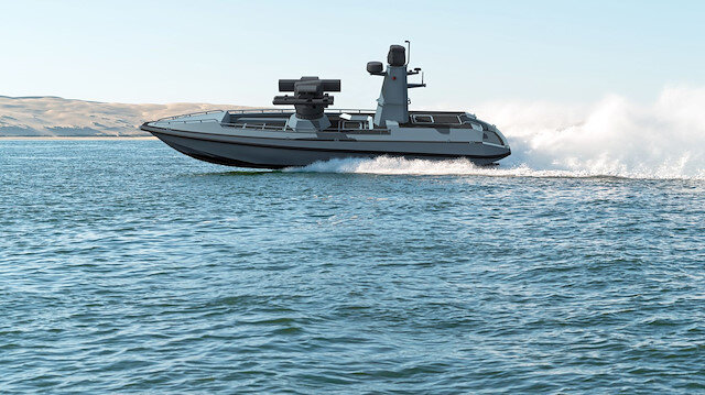 Havadan sonra denizde bir ilk olacak: Silahlı insansız araçlar geliyor