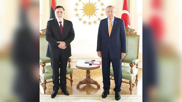 İstifadan Erdoğan vazgeçirdi: Libya halkının sana ihtiyacı var