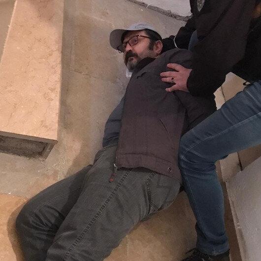 Bank Asya'nın kurucu ortaklarından olan FETÖ firarisi Kamil Yavuz M, sahte kimlikle yakalandı