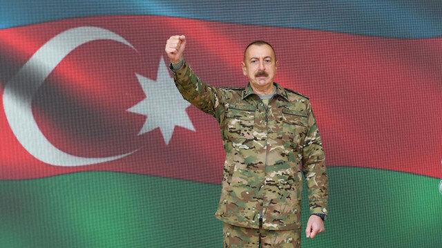 Azerbaycan, Şuşa kentini işgalden kurtardı
