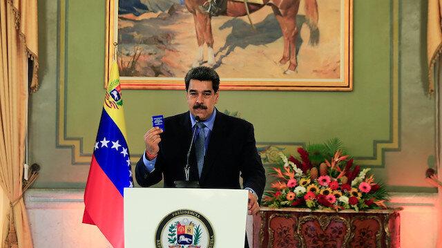 Venezuela Devlet Başkanı Maduro Biden'ı kutladı: Diyaloğa hazırız