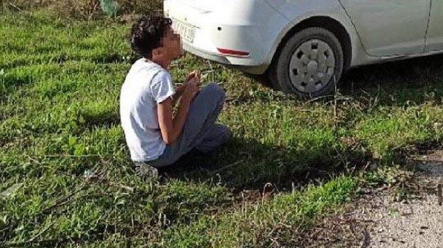 İzinsiz aldığı otomobille kaza yapan 13 yaşındaki sürücü: Ceza yazmayın, annem beni öldürür