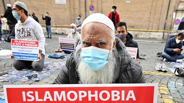 Fransa'da Müslümanlara yönelik baskı ve şiddet devlet eliyle körükleniyor