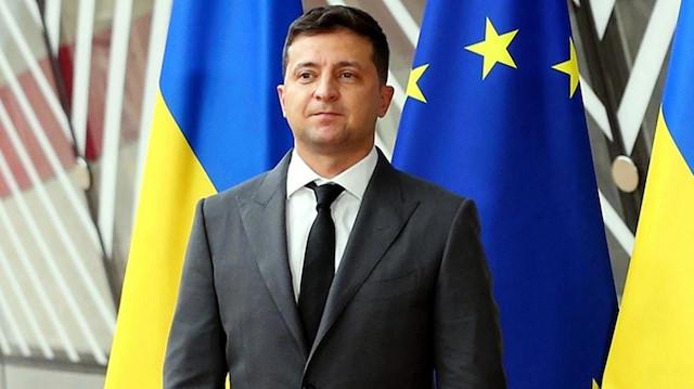 Ukrayna Devlet Başkanı Zelenskiy koronavirüse yakalandı