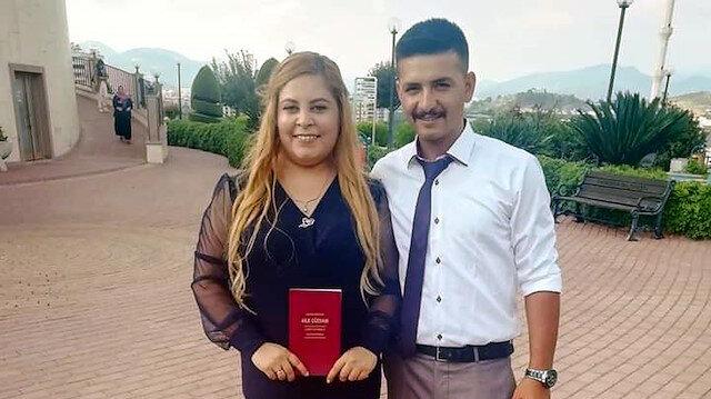Bir yıllık evli çifti kaza ayırdı: Genç kadın öldü, eşi yaralı
