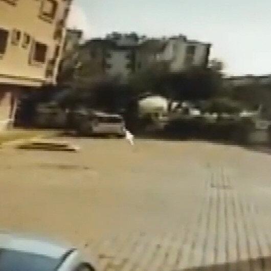 İzmir depreminde yıkılan Yağcıoğlu Apartmanının yıkılma anına ait yeni görüntüler ortaya çıktı
