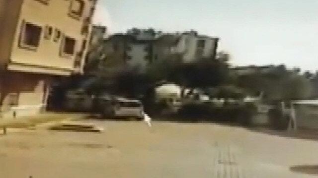 İzmir depreminde yıkılan Yağcıoğlu Apartmanı'nın yıkılma anına ait yeni görüntüler ortaya çıktı