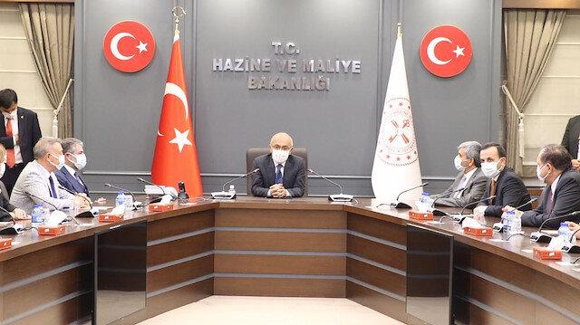 Hazine ve Maliye Bakanı Elvan: Cumhurbaşkanı'mızın tensipleriyle görevime başladım