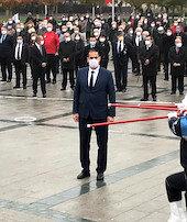 Törene geciken CHPli başkan: Bağırsaklarım bozulmuş