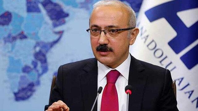 Lütfi Elvan'ın Hazine ve Maliye Bakanlığı'na atanma kararı Resmi Gazete'de