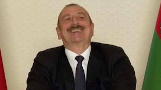 Aliyev'den Ermenistan Başbakanına: Ne oldu Paşinyan?