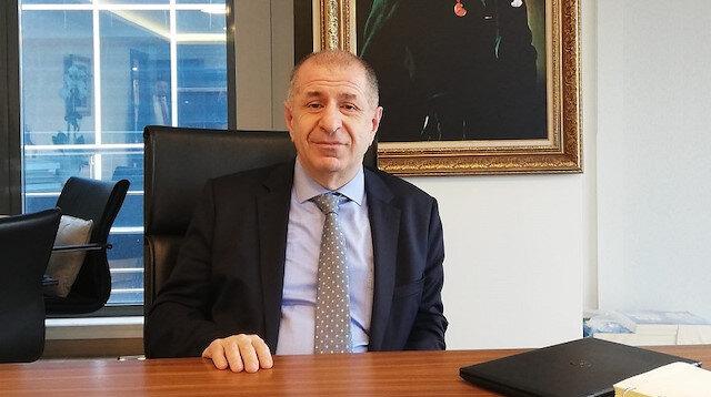 Özdağ'dan yeni iddia: Akşener'in talimatıyla İYİ Parti ve HDP anayasa hazırladı