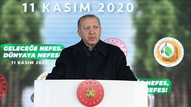 Cumhurbaşkanı Erdoğan yeni projeyi açıkladı: 12 milyon çocuğa dağıtılacak