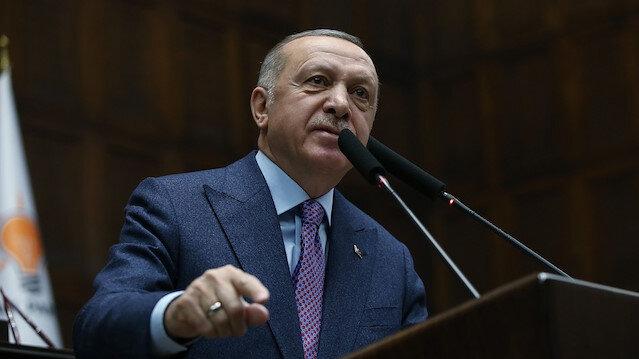 Cumhurbaşkanı Erdoğan: Türkiye barış gücünde Rusya ile birlikte görev alacak