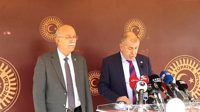 Özdağ'dan yeni iddia: Akşener, Buğra Kavuncu'yu genel başkanlığa getirmek istiyor