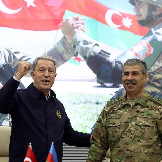 Hulusi Akardan Karabağ açıklaması: Harekât 44 günde bitti ama 44 sene boyunca konuşulacak