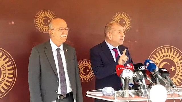 Özdağ'dan Meral Akşener'e: HDP ile yazdığınız anayasa taslağıyla partisini bırakıp gelen milliyetçilere ihanet ettiniz
