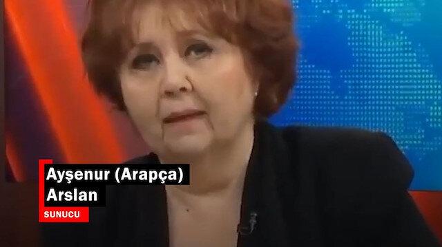 Cumhurbaşkanı Erdoğan'ın Arapça 'bani' kelimesini kullanmasını eleştiren Halk TV Sunucusu Arslan 2 dakikada 41 Arapça kelime kullandı