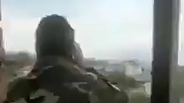 Karabağ zaferinin ardından Şuşa'da 28 yıl sonra ilk kez ezan sesi yankılandı