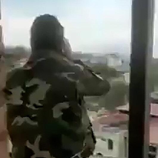 Karabağ zaferinin ardından Şuşada 28 yıl sonra ilk kez ezan sesi yankılandı