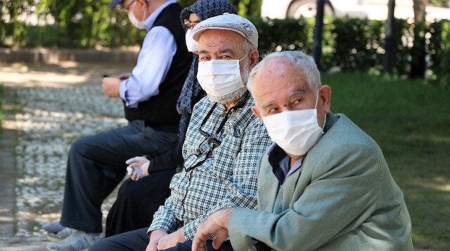 Bilecik'te 2 ilçede 65 yaş üstü bireylerin sokağa çıkması kısıtlandı