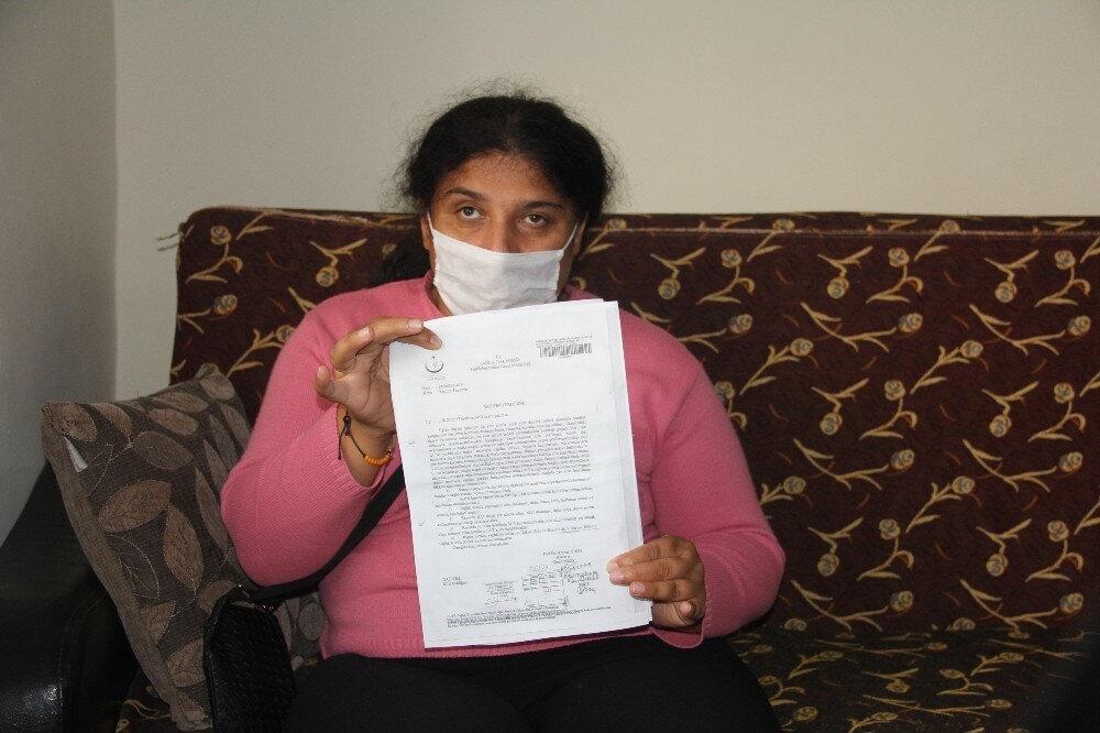 Doktorlar, Erol'a hayatta kalabilmesi için son çare olarak 'hamile' kalması gerektiğini söyledi.