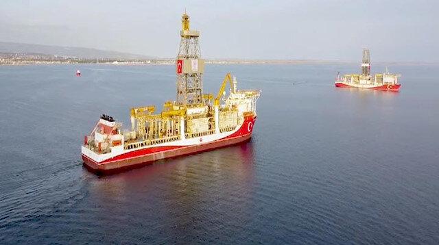 Enerji ve Tabii Kaynaklar Bakanı Dönmez: Kanuni sondaj gemimiz 2021'in ilk aylarında Karadeniz'de faaliyete başlayacak