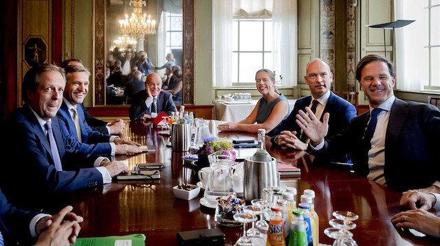 Hollandalı koalisyon partilerinden AB'ye çağrı: Türkiye'ye silah ambargosu uygulayalım