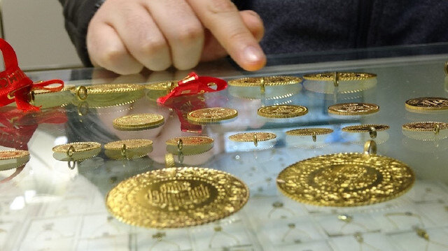 Dakika başı değişiyor: Çeyrek altının fiyatı bir senede 425 TL arttı