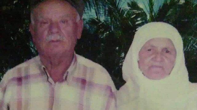 70 yıl aynı yastığa baş koydular bir gün arayla vefat ettiler