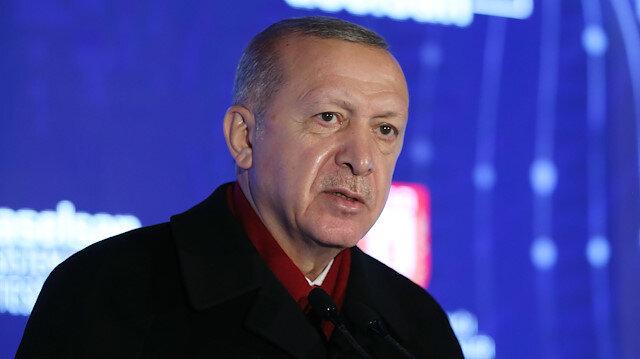 Cumhurbaşkanı Erdoğan: Kanada İHA kameralarına ambargo uyguladı, biz ASELSAN'da yenilerini ürettik