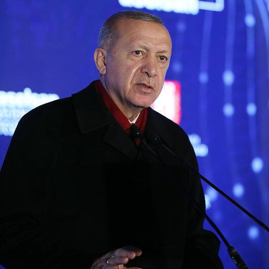 Cumhurbaşkanı Erdoğan: Kanada İHA kameralarına ambargo uyguladı, biz ASELSANda yenilerini ürettik
