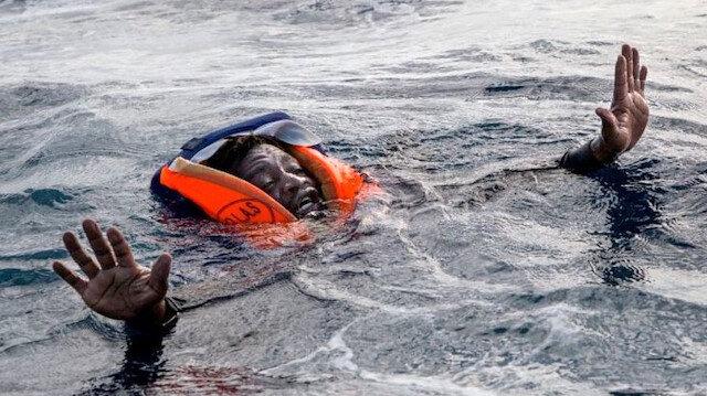 Libya açıklarında mülteci gemisi battı: En az 74 kişi hayatını kaybetti