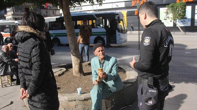 Tekirdağ'da yeni koronavirüs tedbirleri: 65 yaş ve üzeri vatandaşlara sokağa çıkma kısıtlaması getirildi
