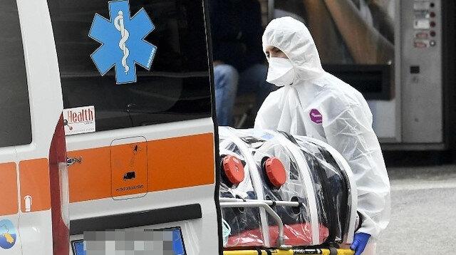 Avrupa'da koronavirüs patlaması: İngiltere, İtalya ve Yunanistan'da korkutan sayılar