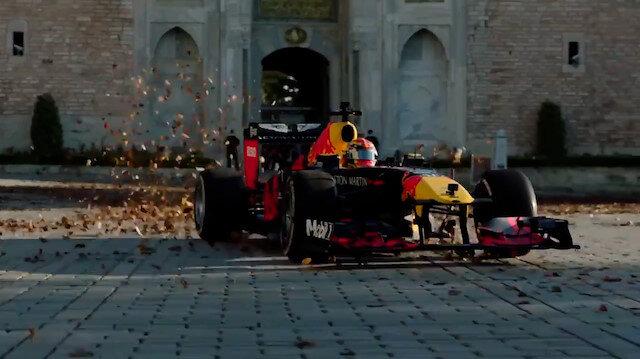 Formula 1de Türkiye Grand Prixsi heyecanı: İlk fragman sosyal medya hesabından paylaşıldı