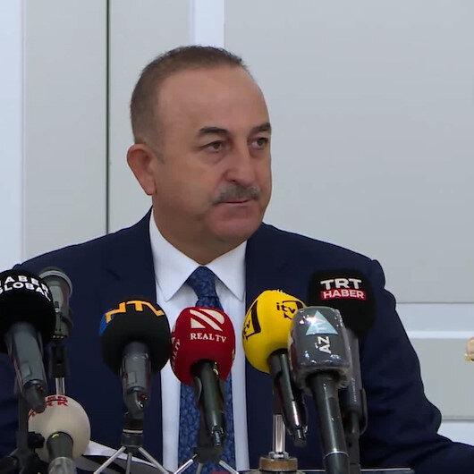 Bakan Mevlüt Çavuşoğlu Baküde açıklamalarda bulundu: Ermenistan ateşkesi bozarsa bedelini öder